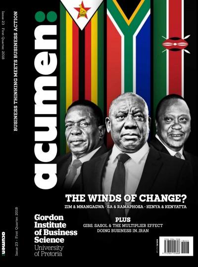 Acumen Issue: 23